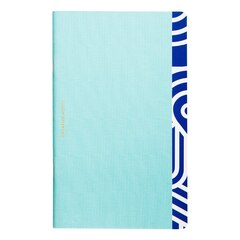 Octaevo Creative Notes Notebook - Greco Blue