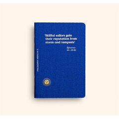 Octaevo Passport Philosophy Notes Notebook - Epicurus