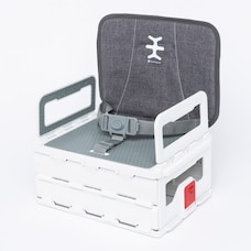 NIKIDOM Foldable Booster - Grey