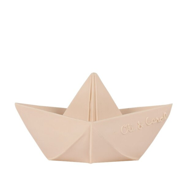 Oli & Carol Origami Boat Nude