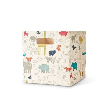 Pehr Storage Cube Noah's Ark Medium 12''