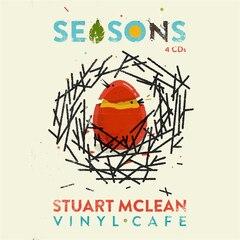 Stuart McLean Stuart Mclean Vinyl Cafe Seasons