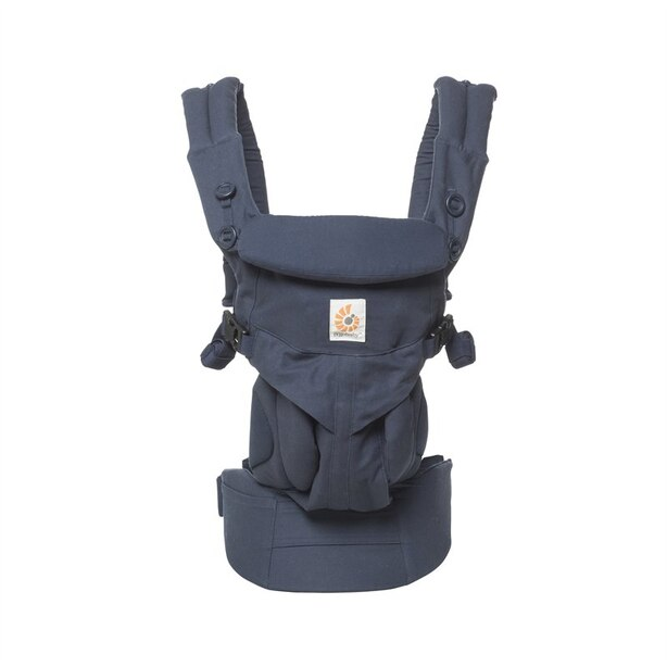 ERGOBABY OMNI 360 BABY CARRIER, MIDNIGHT BLUE