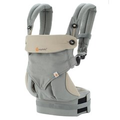 Ergobaby Four Position 360 Carrier - Grey