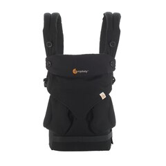 Ergobaby Four Position 360 Baby Carrier - Pure Black