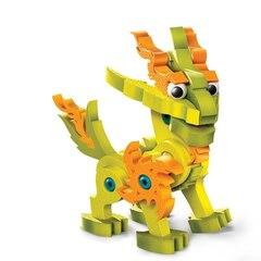 Bloco Dragon de la lumière Lightnix