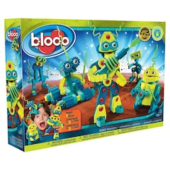Bloco Robot Invasion