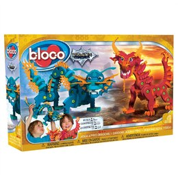 Bloco Aqua & Pyro Dragons