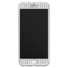 Case-Mate Glass Screen Protector for iPhone 6/6S/7/8 Plus - Silver