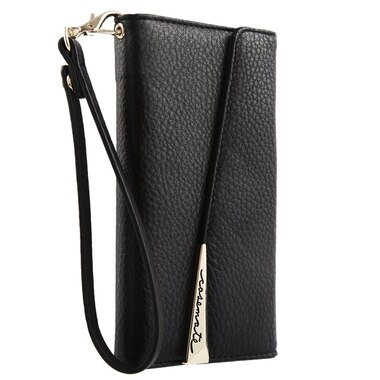 Case-Mate Black Folio Wristlet case for Samsung Galaxy S8 - Black