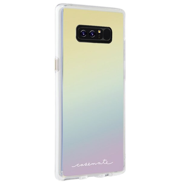 Case-Mate Naked Tough Case for Samsung Galaxy Note 8 Iridescent