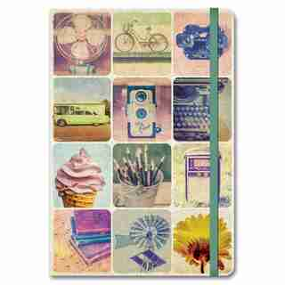 Deconstructed Poetic Moments Compact Journal
