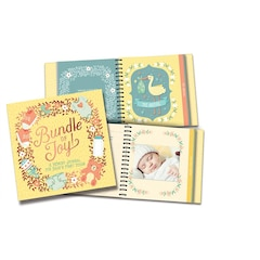 First Year Journal - Bundle of Joy