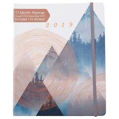 2019 17-Month Hidden Spiral Agenda - Sacred Geometry