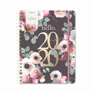 2020 XL Flexi Planner Floral Anemone