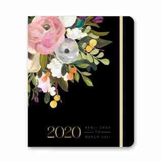 2020 MIDYEAR PLANNER ENCLOSED SPIRAL BELLA FLORAL