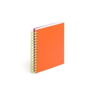 Poppin Spiral Notebook Medium - Bikini