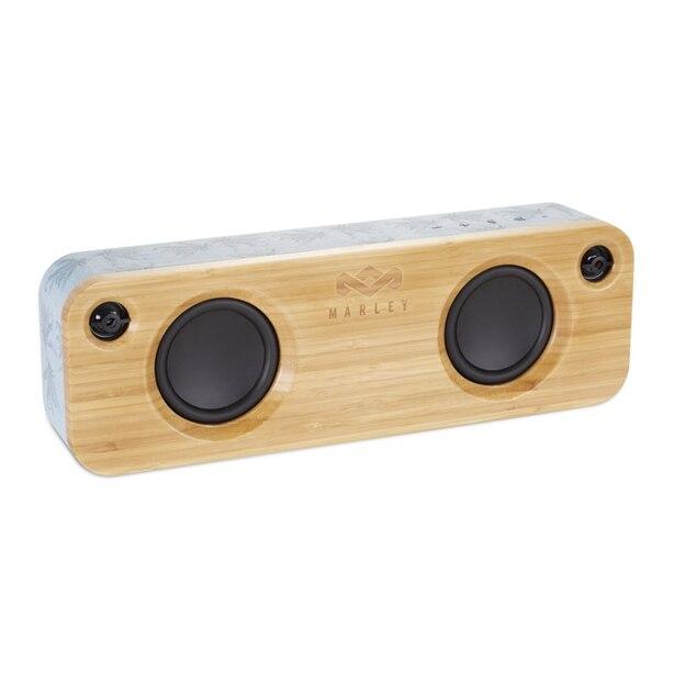 House of Marley Get Together Bluetooth Speaker - Blue Hemp