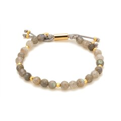 Bracelet Pierres d'énergie - Labradorite
