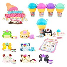 Smooshy Mushy Collectible Pets Series 3 Creamery