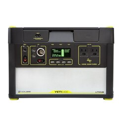 Goal Zero Yeti Lithium 1400 Portable Power Station