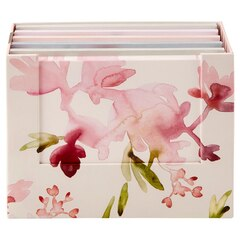 Water Colour Floral Value Pack Notecards, Set of 40
