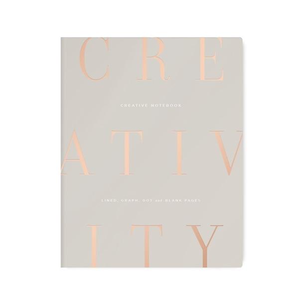Creative Notebook Creativity