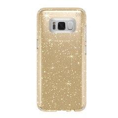 Speck Presidio Case for Samsung Galaxy S8 Plus - Gold Glitter