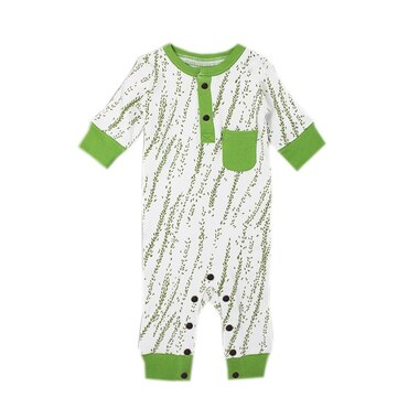 L'ovedbaby® Footless Romper Moss Willow 0-3 Months