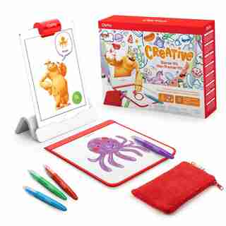 OSMO CREATIVE STARTER KIT FOR IPAD - ROW