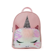 OMG! Mini Sequin Backpack Unicorn Critter