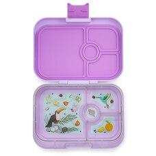 Yumbox Panino Lila Purple 4 Compartment