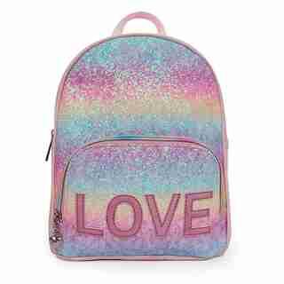 OMG! Mini Backpack Rainbow Love