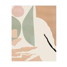 Wilde House Paper - Imprime' - Oceano (20,5 CM X 25,5 CM)