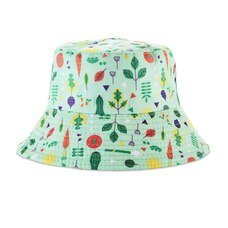 Kid Made Modern Garden Sun Hat Veggies