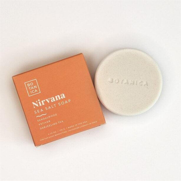 Botanica Nirvana Sea Salt Soap