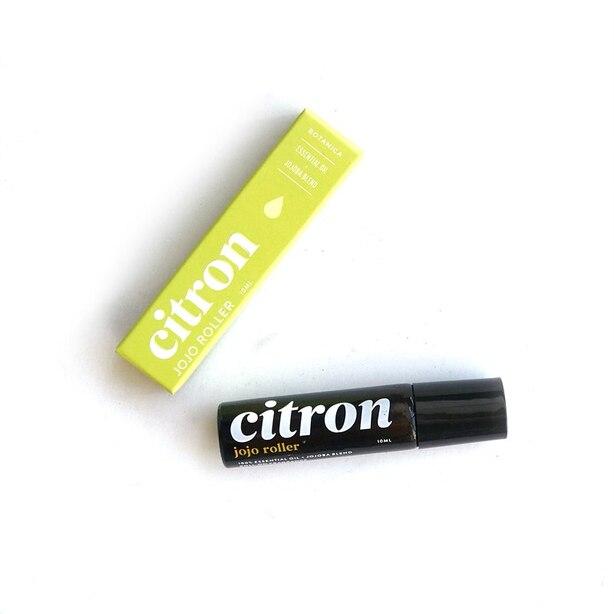 Botanica Citron Essential Oil Jojo Roller