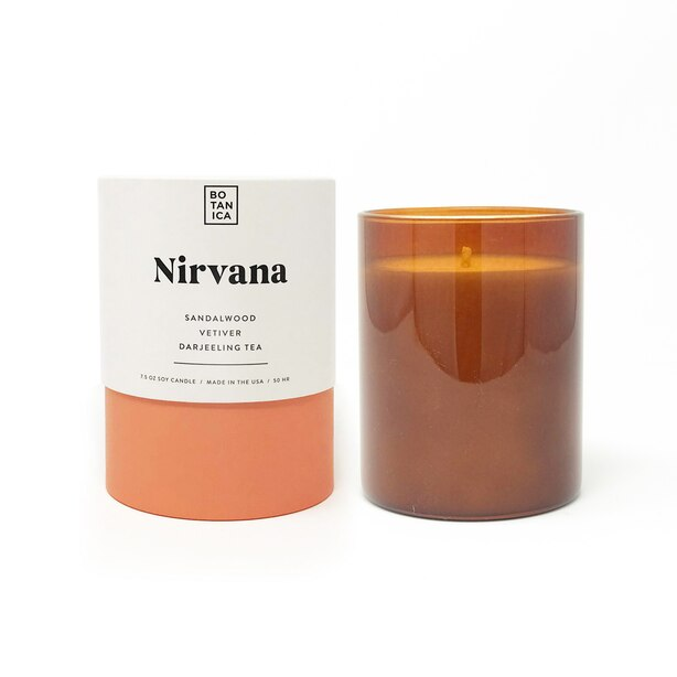 BOTANICA NIRVANA SCENTED CANDLE MEDIUM