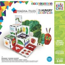 Magna Tiles Eric Carle The Very Hungry Caterpillar