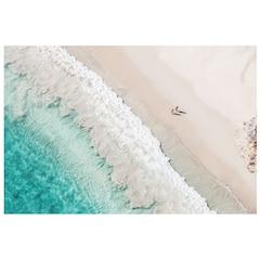 "Gray Malin Grand Saline Beach Fine Art Print – 11.5"" x 17"""