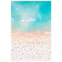 """Gray Malin Bondi Beach Fine Art Print – 11.5"""" x 17"""""""