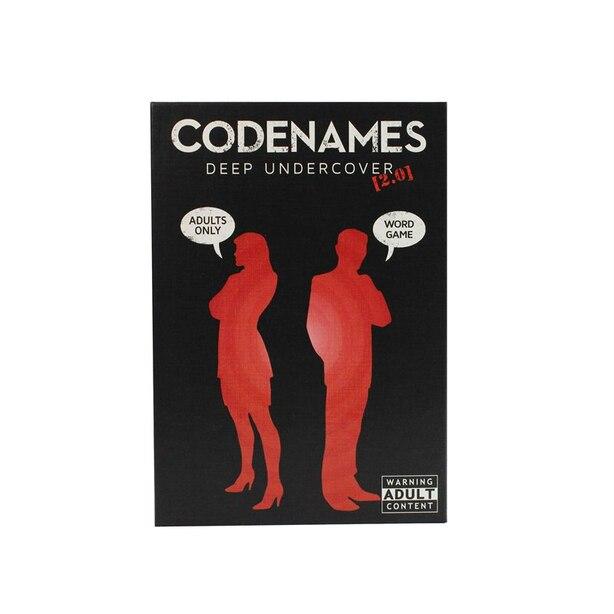 Codenames Deep Undercover