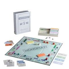 Jeu Monopoly dans un livre