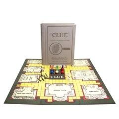 Clue - Vintage Bookshelf Edition