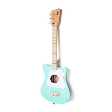 Loog Mini 3-String Guitar Green