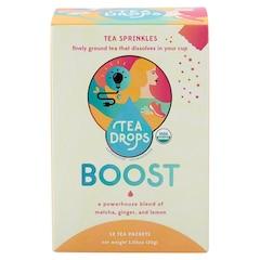 Thé Boost Tea Sprinkles de Tea Drops