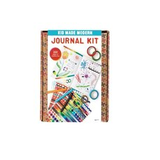 Kid Made Modern Journal Kit Bilingual