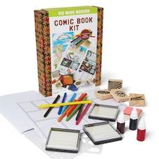 KID MADE MODERN COMIC BOOK KIT - ENGLISH ONLY