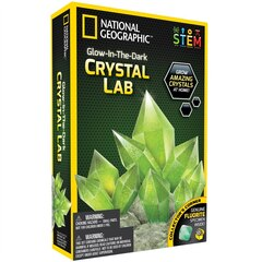 National Geographic Green Crystal Growing