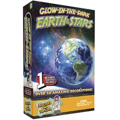Dr. Cool Glow in the Dark Earth and Stars